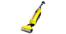 Limpiadoras de piso