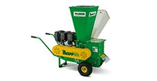 Trituradores de desechos orgánicos