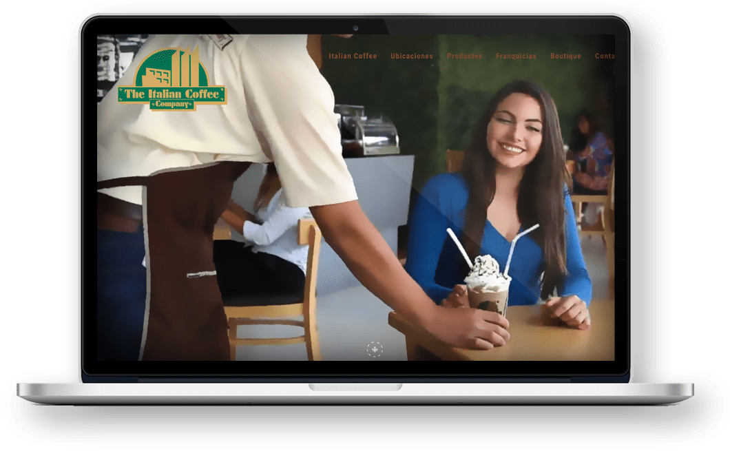 Consultor Web de Italian Coffee