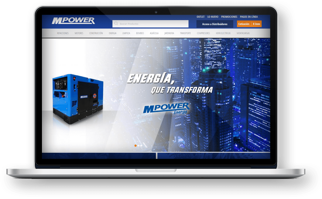 Consultor Web de Mpower